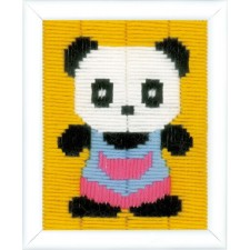 (OP=OP) Long stitch kit Panda