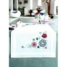 (OP=OP) Table runner kit Modern flowers