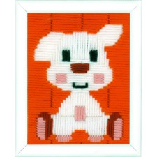 (OP=OP) Long stitch kit Doggy