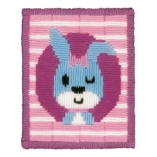 (OP=OP) Long stitch kit Winking rabbit