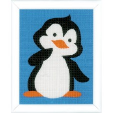 Canvas kit Penguin