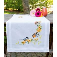 Table runner kit Songbirds