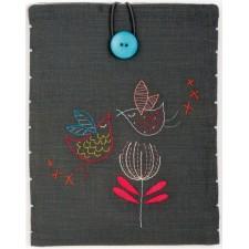 Tasje voor iPad Gestilleerde vogels