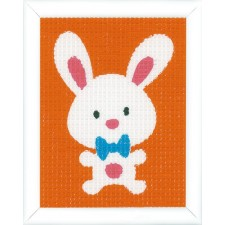 Canvas kit Cute rabbit