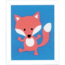 Canvas kit Little fox