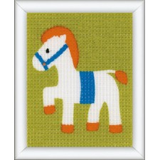 Canvas kit Pony