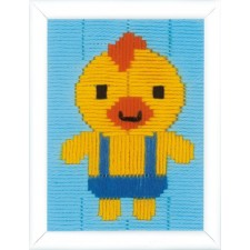 Long stitch kit Duck