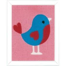 Canvas kit Bird