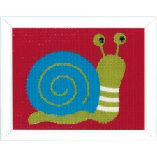 Canvas kit Snail