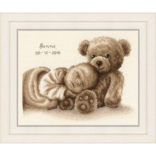 Counted cross stitch kit Sweet dreams