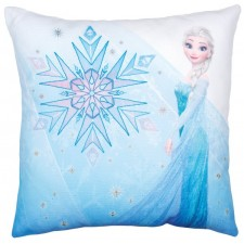 Sublimation printed pillow cover kit Disney Elsa