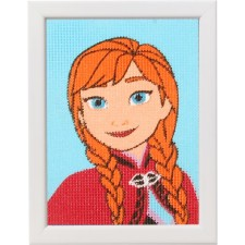 Canvas kit Disney Frozen Anna