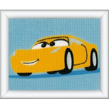 Canvas kit Disney Cars Cruz