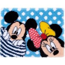 Mickey & Minnie Peek-a-boo