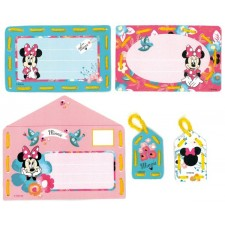 Minnie Daydreaming set of 5