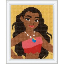 Canvas kit Disney Moana bold adventurer