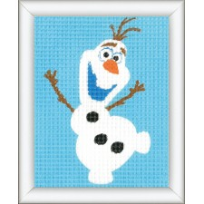 Canvas kit Disney Olaf