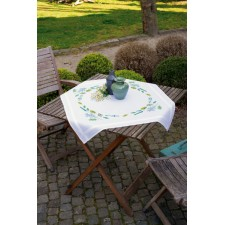 Tablecloth kit Leaves & grass