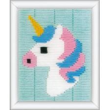 Long stitch kit Unicorn