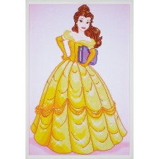 Diamond painting kit Disney Beauty