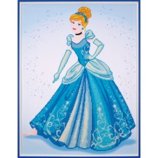 Diamond painting kit Disney Cinderella