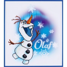 Diamond painting kit Disney Olaf
