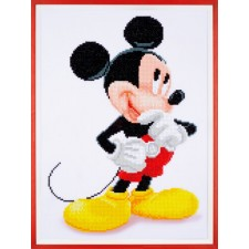 Diamond painting kit Disney Mickey Mouse