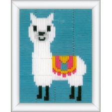 Long stitch kit Llama