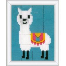 Spansteek kit Lama
