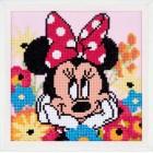 Diamond painting kit Disney Minnie daydreaming