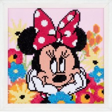 Diamond painting kit Disney Minnie daydreaming