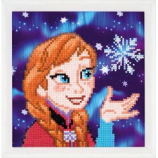 Diamond painting kit Disney Anna