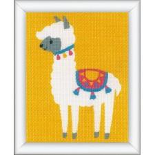 Canvas kit Llama