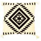 Cross stitch cushion kit Ethnic print