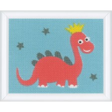 Canvas kit Dinosaur