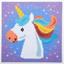 Diamond painting kit Unicorn