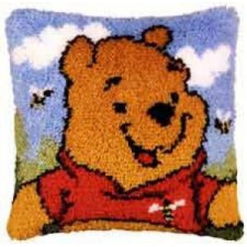 Knoopkussen Winnie