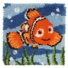 Latch hook cushion kit Disney Nemo