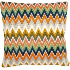 Long stitch cushion kit Zigzag