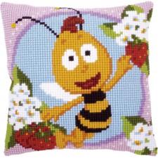 (OP=OP) Cross stitch cushion kit MDB Willy