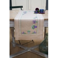 Table runner kit Lavender