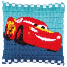 Long stitch cushion kit Disney Cars