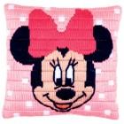 Long stitch cushion kit Disney Minnie Mouse