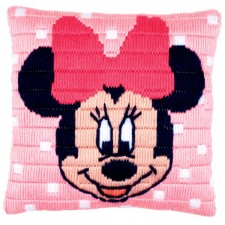 Long stitch cushion kit Disney Minnie Mouse