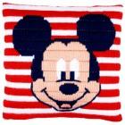 Long stitch cushion kit Disney Mickey Mouse