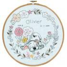 Counted cross stitch kit Disney Little Dalmatian