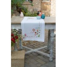 Table runner kit Flowers
