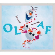 Diamond painting kit Disney Frozen 2 Olaf