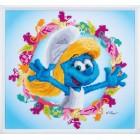 Diamond painting kit The Smurfs Smurfette